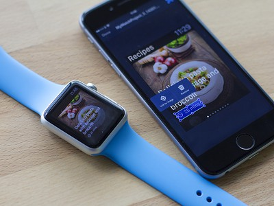 View your prototype on the Apple Watch!