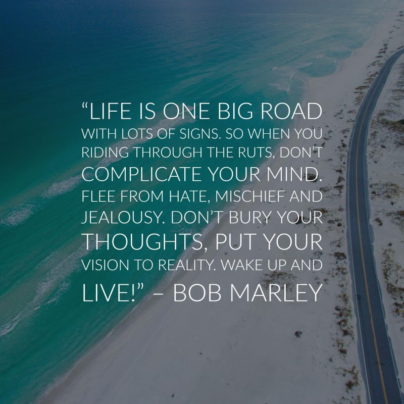Bob Marly quotes