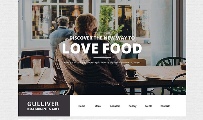 Gulliver WordPress Theme