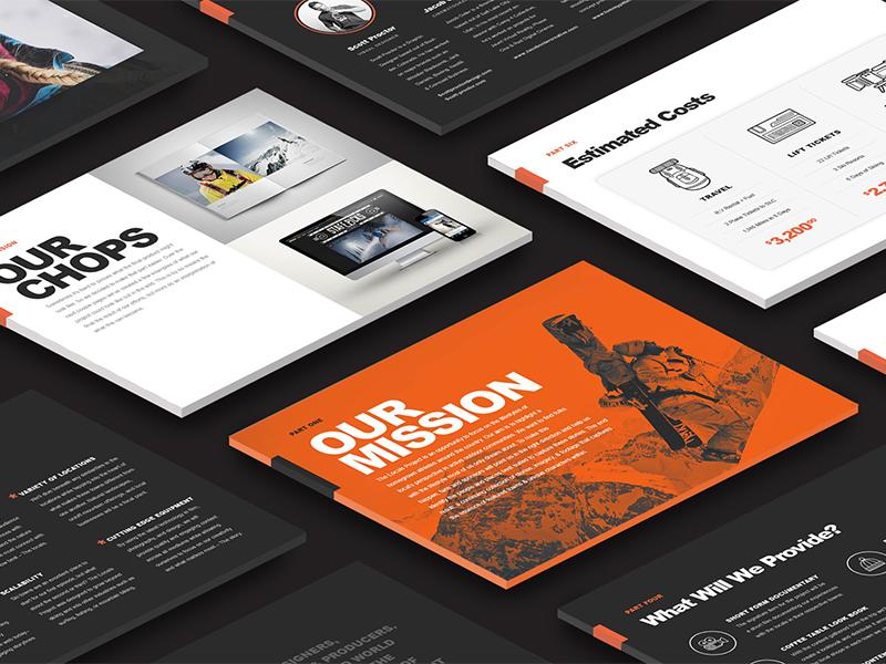Presentation Design by Scott Proctor