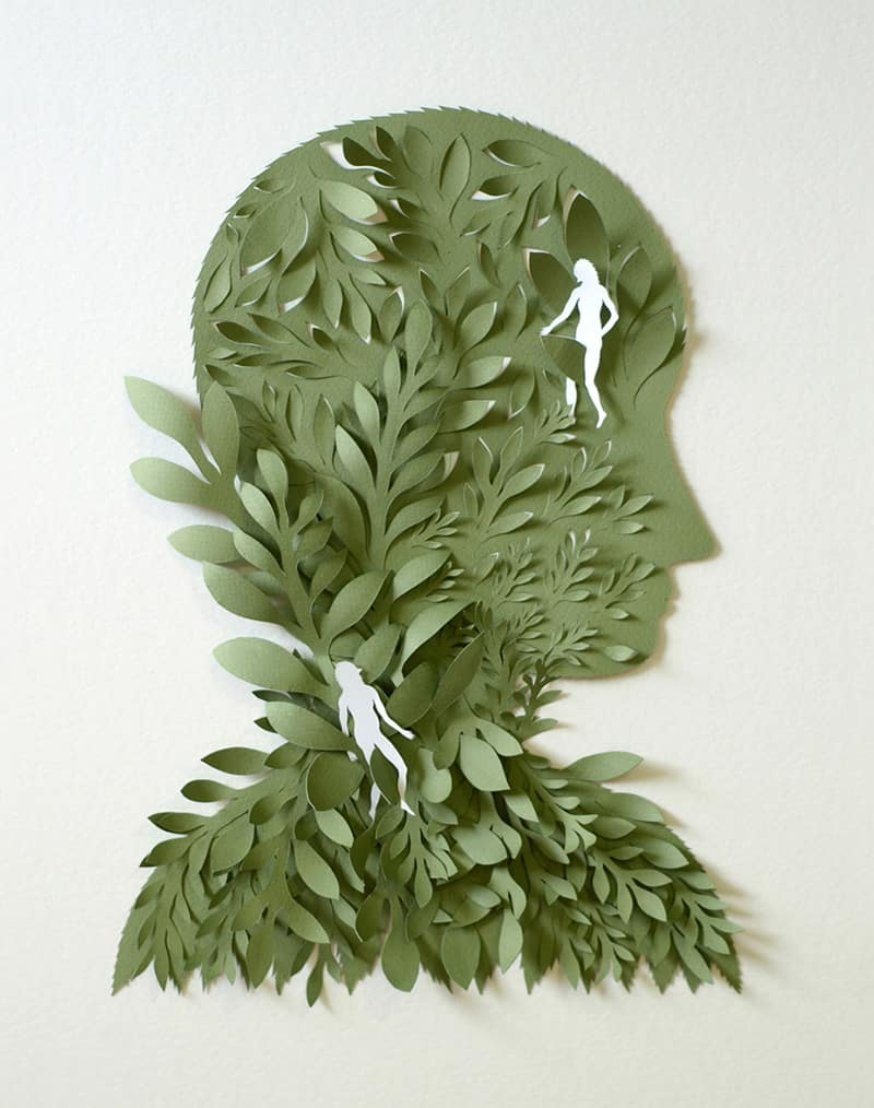 Paper Cut Art Inspiration