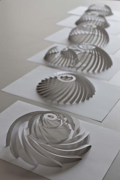 Paper Cut Art Inspiration