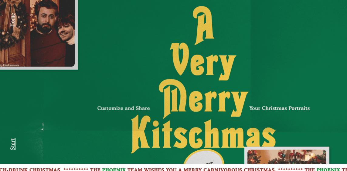 Merry Kistschmas