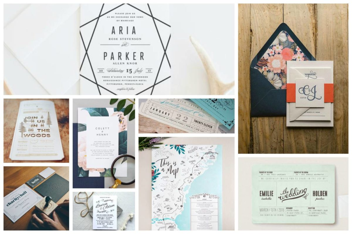 event invitation inspiration