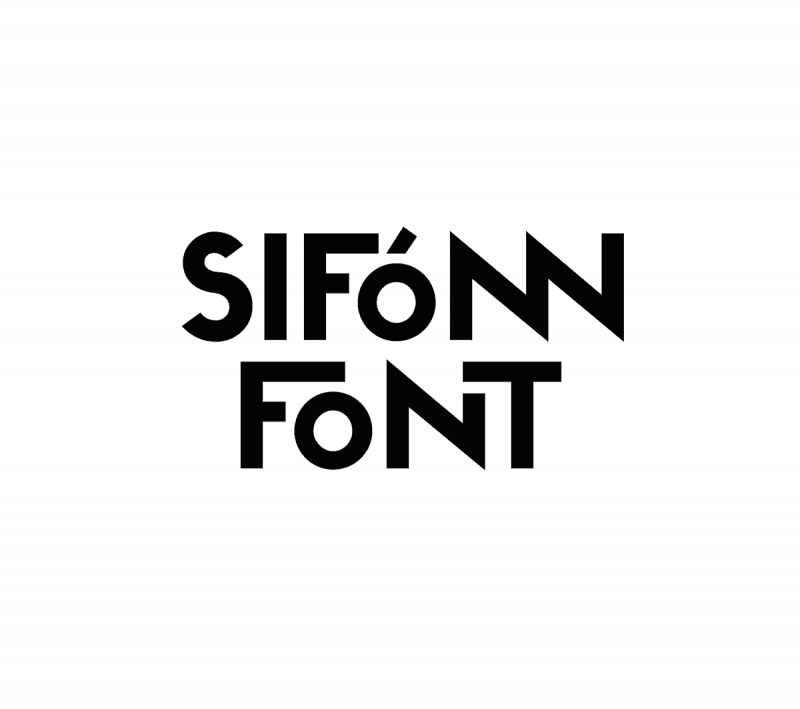 Free Fonts from Behance