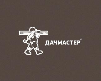 Logo for a Russian Construction Company by Artvento