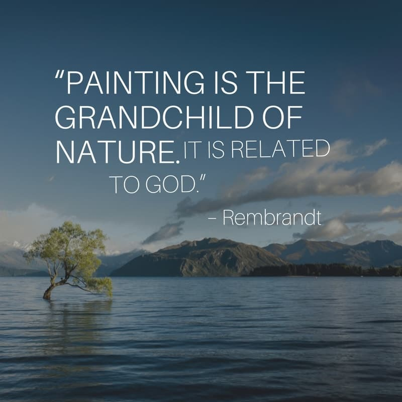 inspirational art quotes from famous artists inspirationfeed