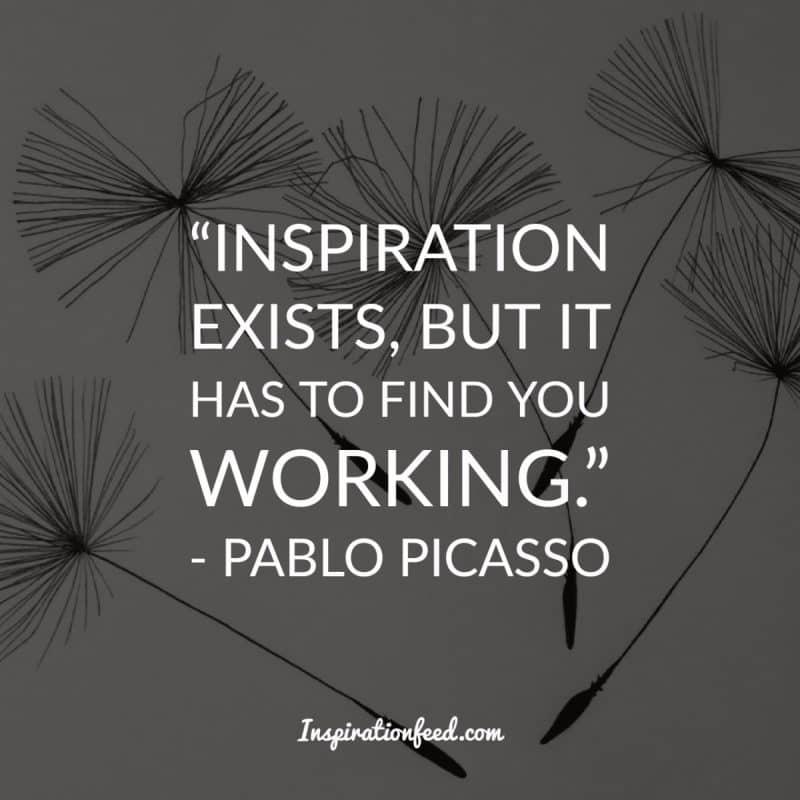 Pablo Picasso Quotes