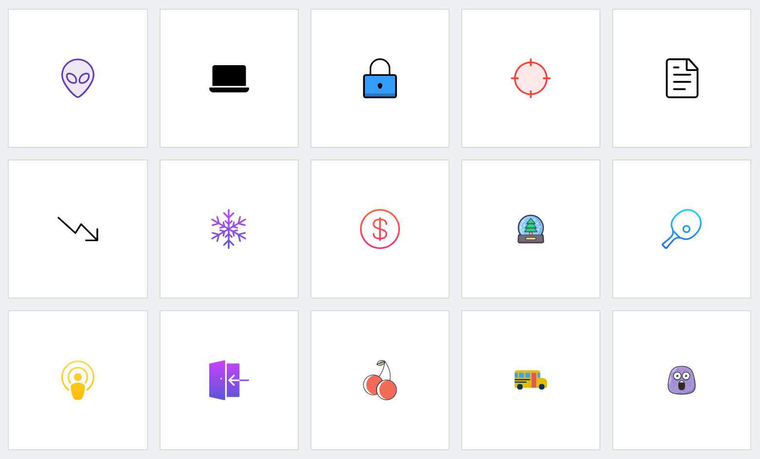 Free Icons from Stockio