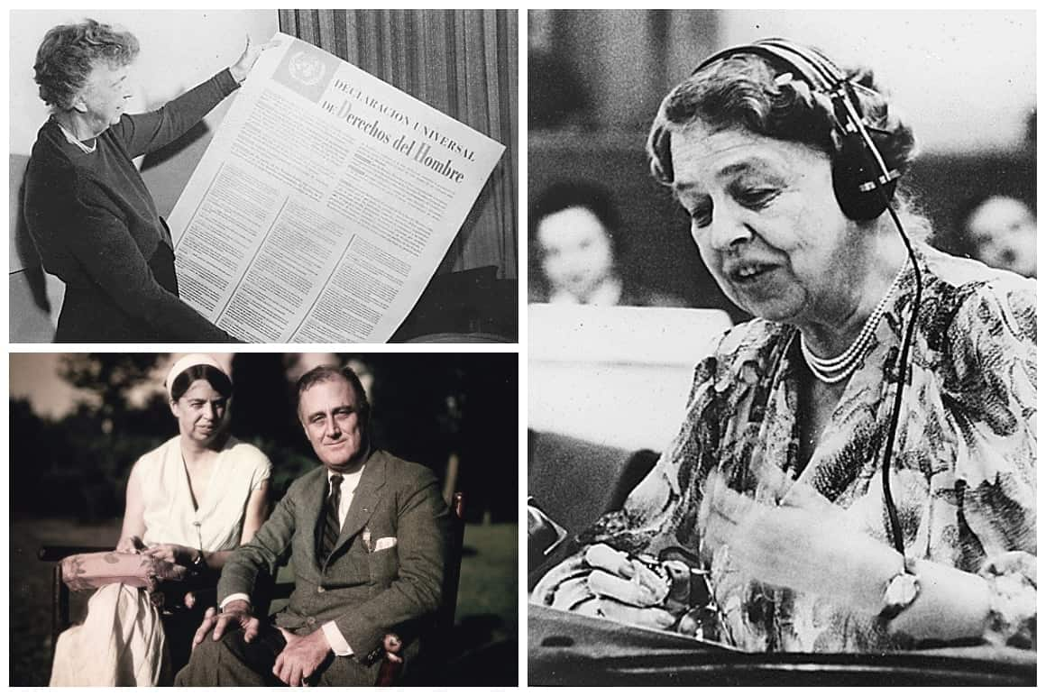 Eleanor Roosevelt Later life Eleanor Roosevelt