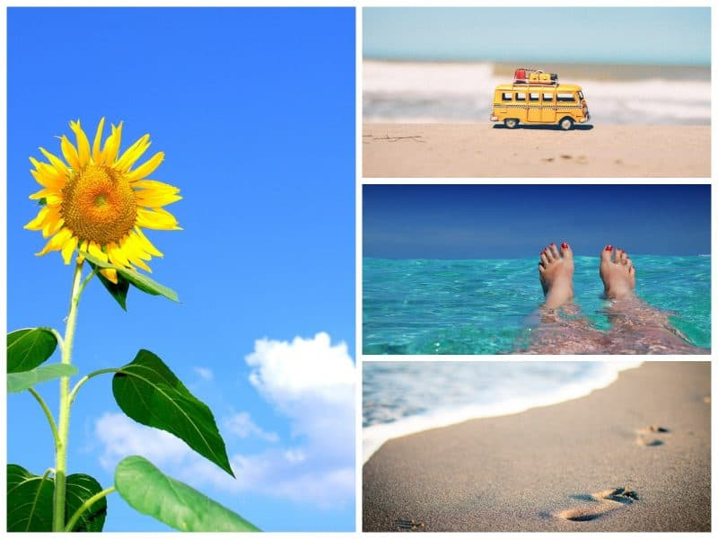 Quotes About Summer and Sunshine