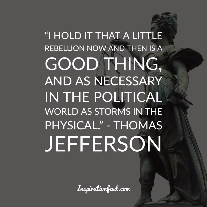 Inspirational Thomas Jefferson Quotes