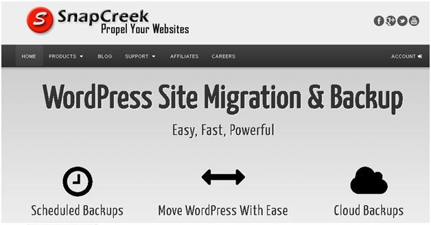 WordPress migration plugins