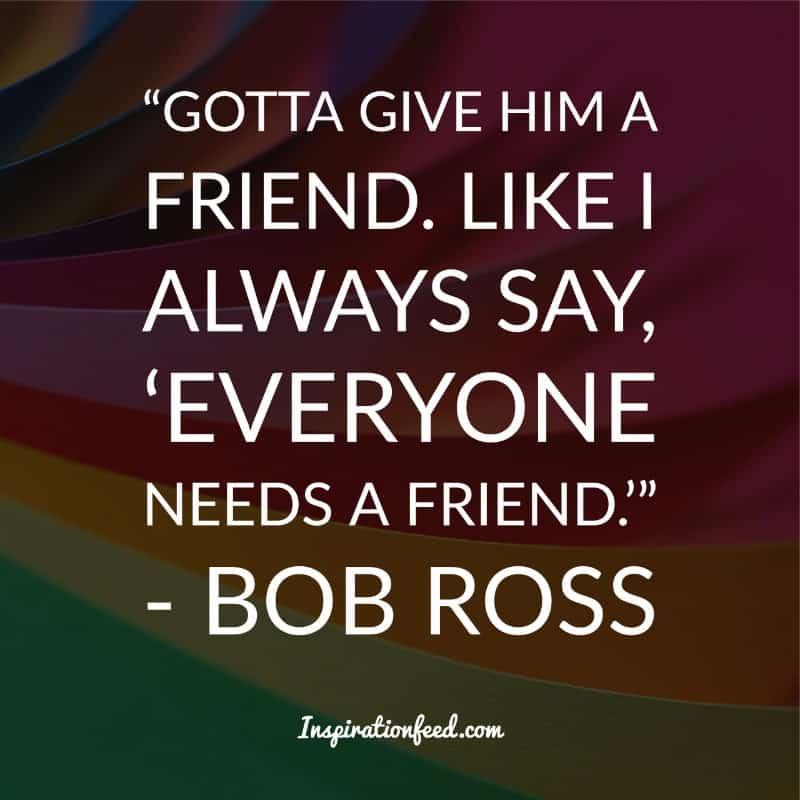 Bob Ross Quotes