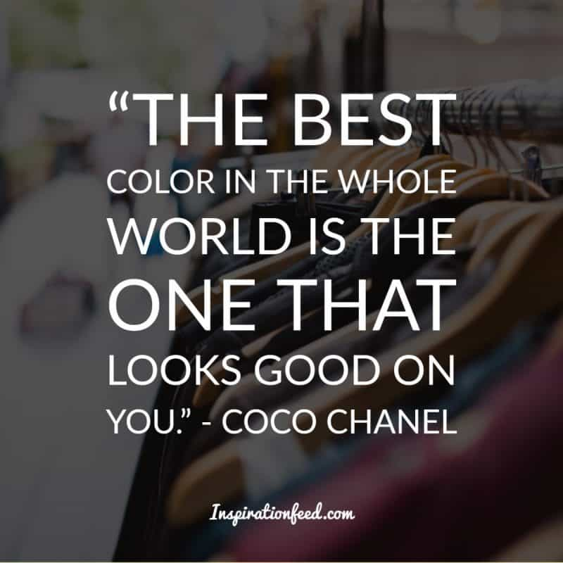 25 Of The Best Coco Chanel Quotes On Fashion and True Style ...