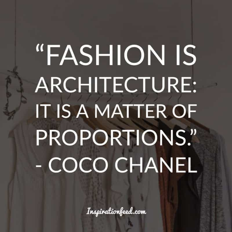 25 Of The Best Coco Chanel Quotes On Fashion And True Style
