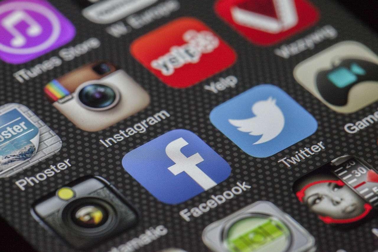 Set up social media accounts