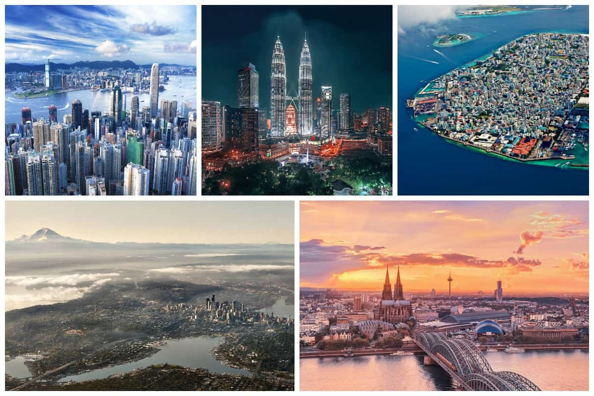 Beautiful Cities from Around The World
