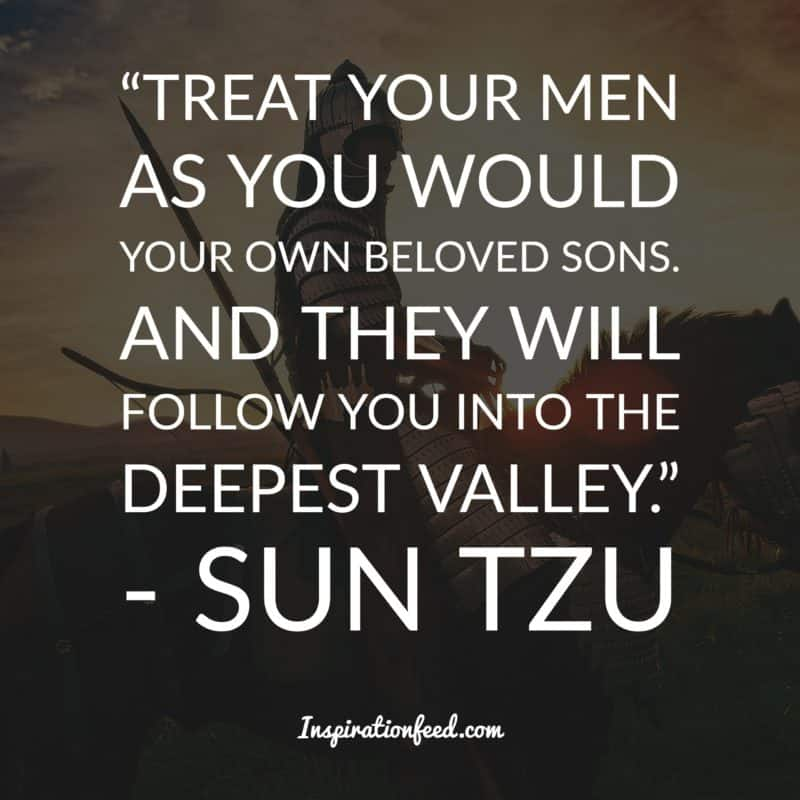 30 Powerful Sun Tzu Quotes About The Art Of War ...