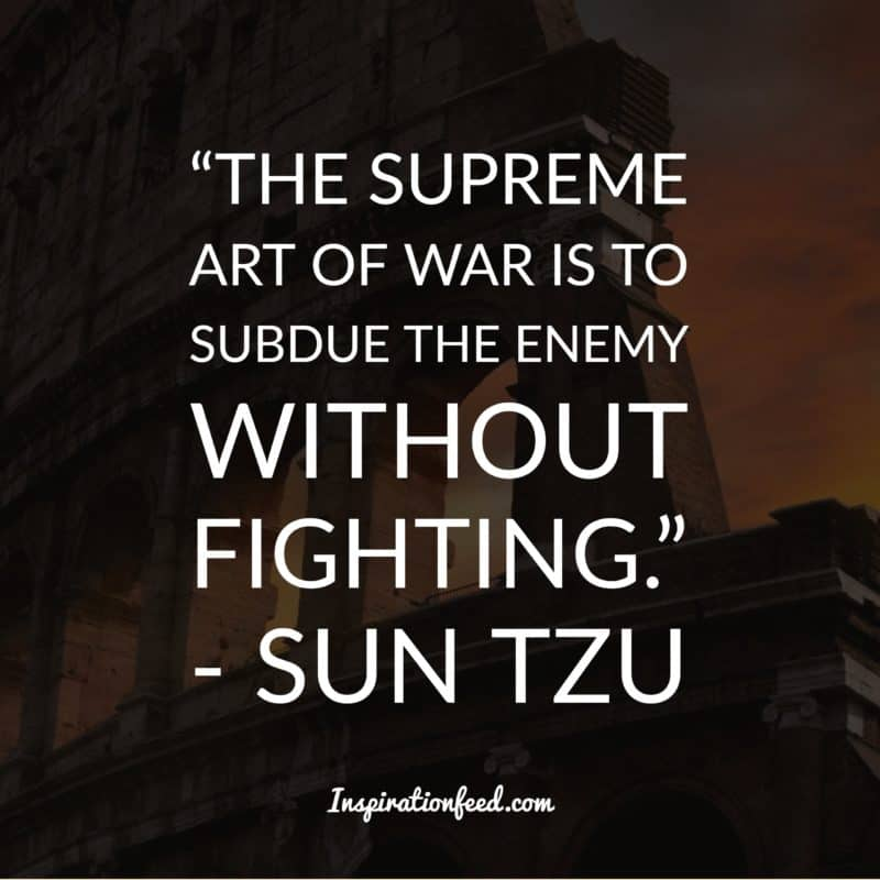 30 Powerful Sun Tzu Quotes About The Art Of War