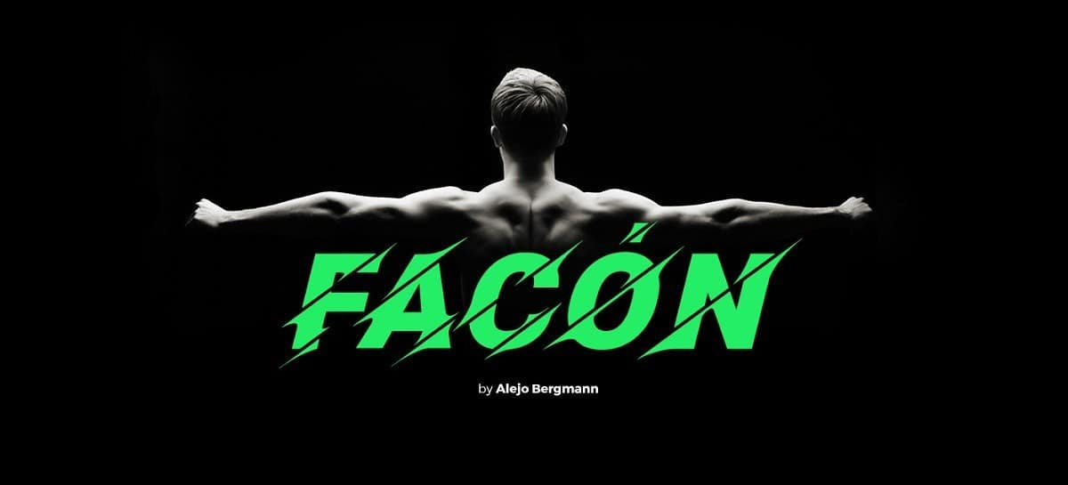 Falcon Free Font