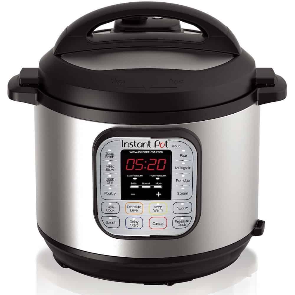 Programmable Pressure Cooker