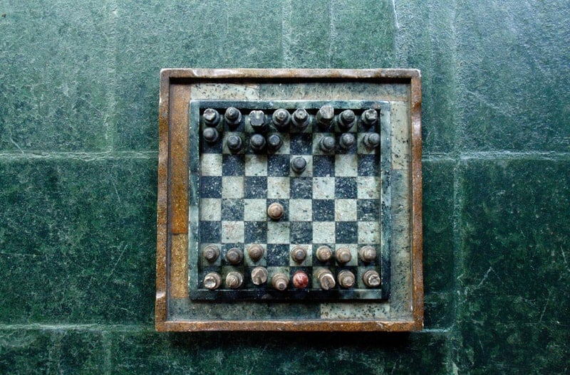 Unfinished Chess Match