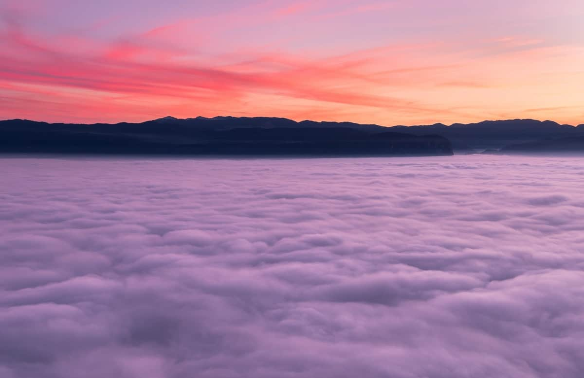 background-beautiful-cloudscape-in the morning