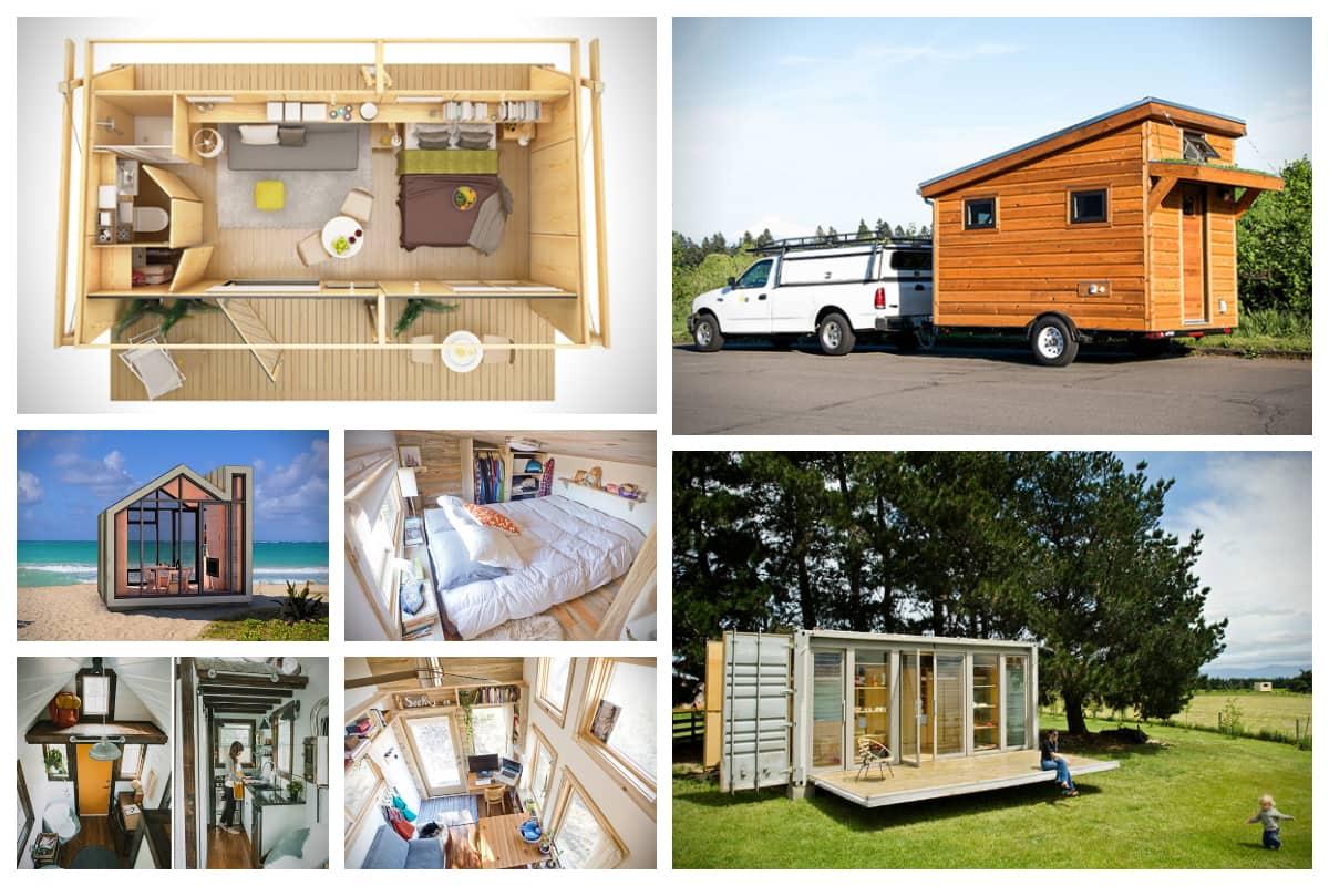 Alek Lisefski Tiny House bigger isn't always better: 10 impressive tiny homes