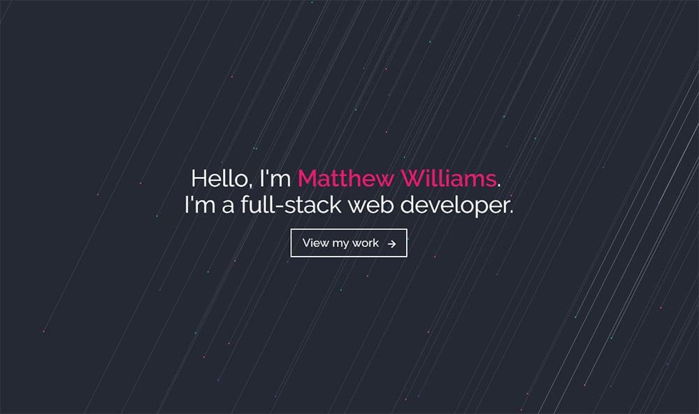 matthew-williams-portfolio-site