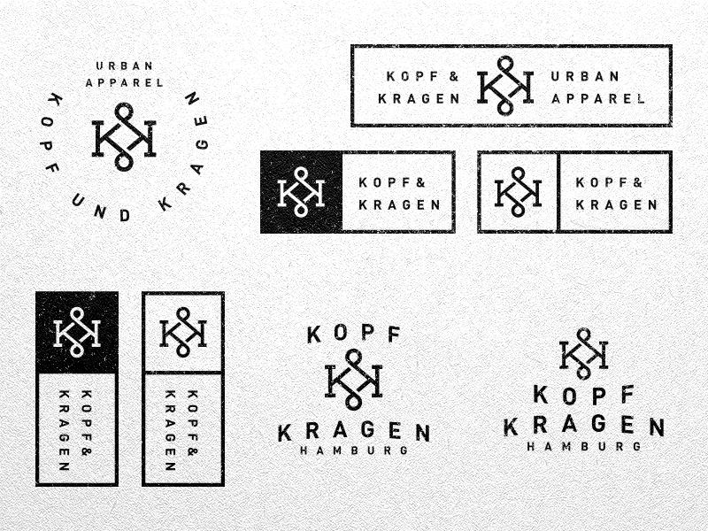 Kopf und Kragen by Jonas