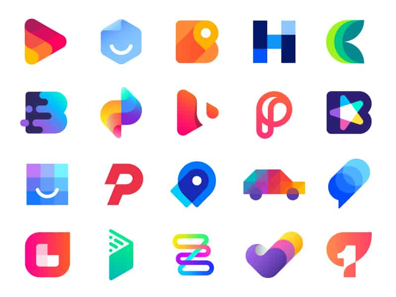 Logo Collection by Vadim Carazan