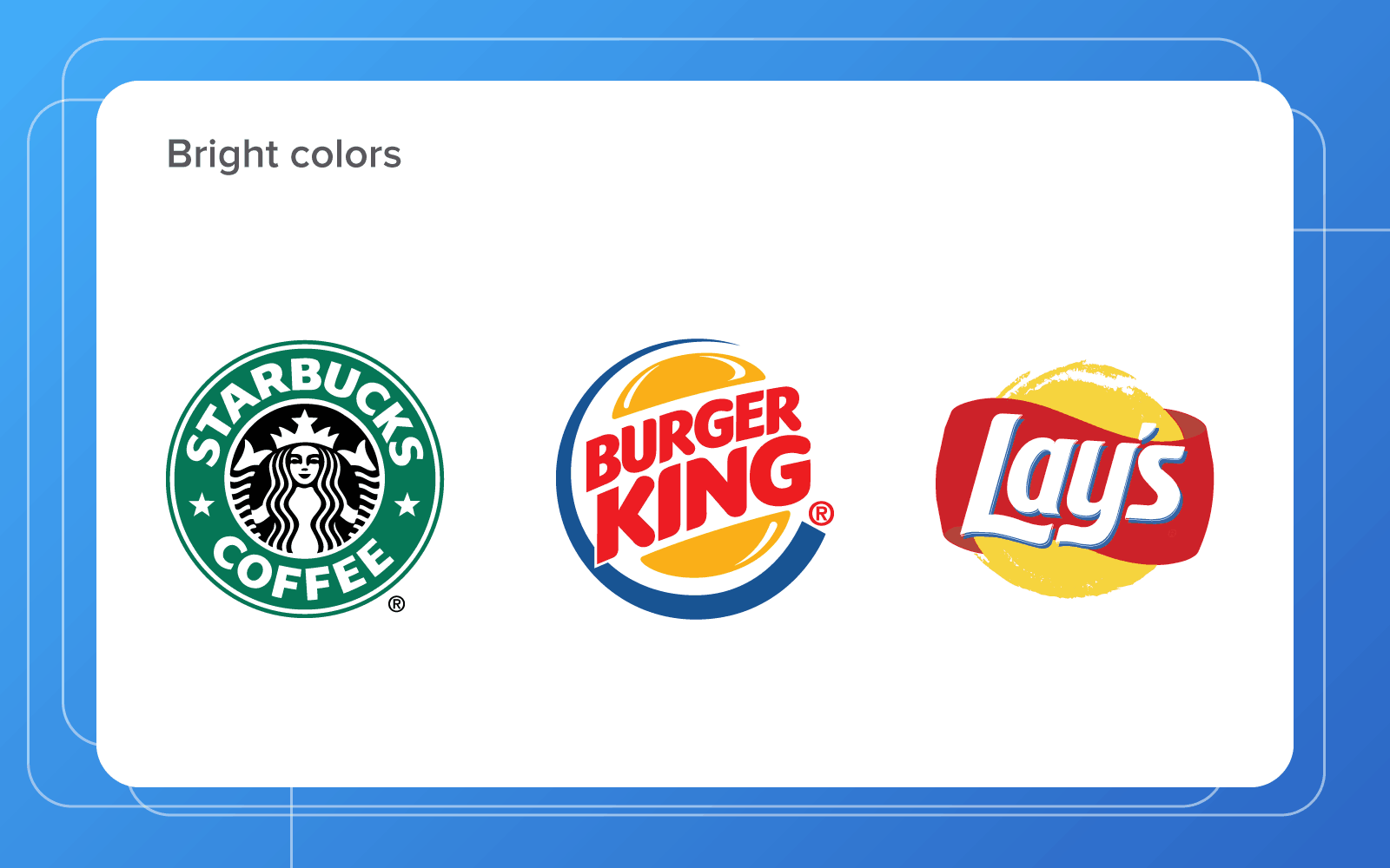 colorful logo designs