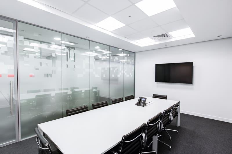 Clean Presentation Room
