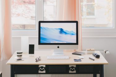Designers Desktop Workspace