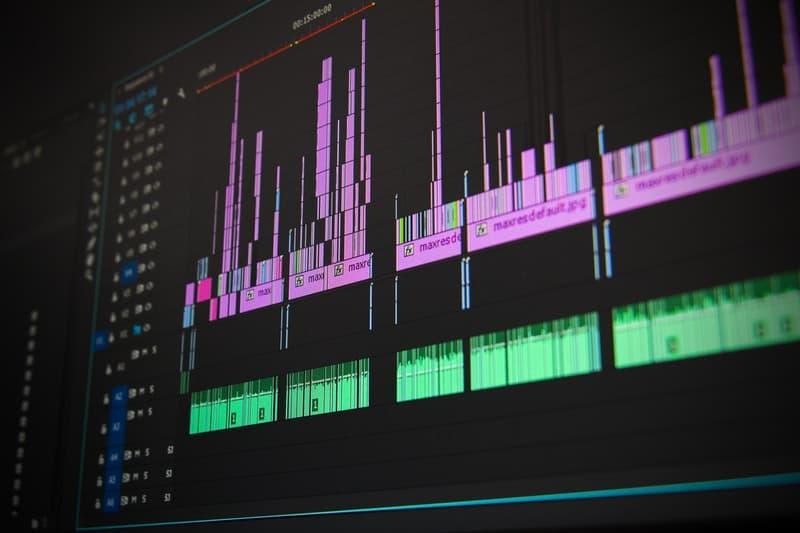 post production film editing