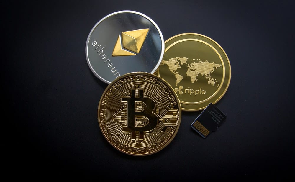 ripple etehereum and bitcoin coins