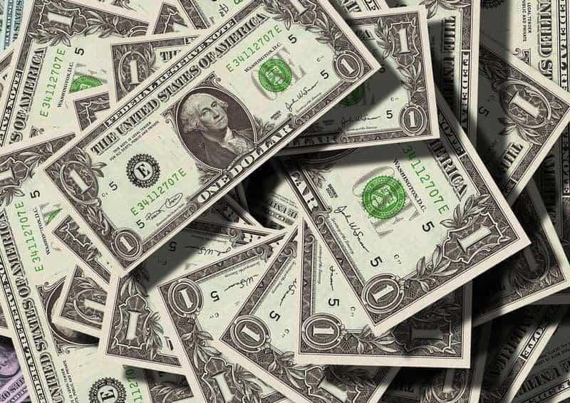 1 dollar us bank note