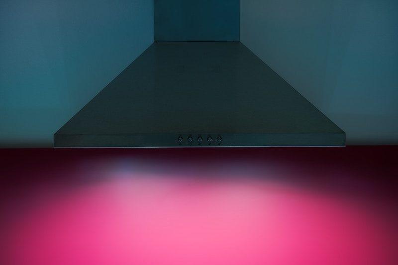 Colorful Smart kitchen