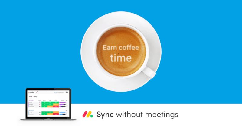 Earn Coffee Time