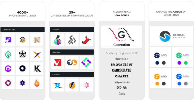 Logo maker - Best Logo creator App