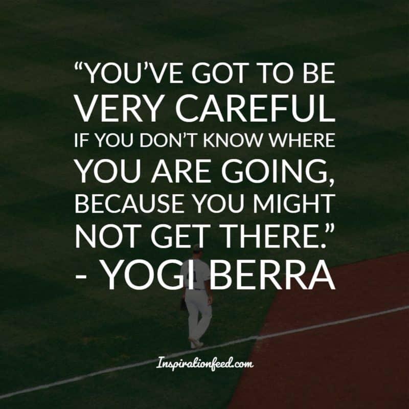 Yogi Berra Quotes