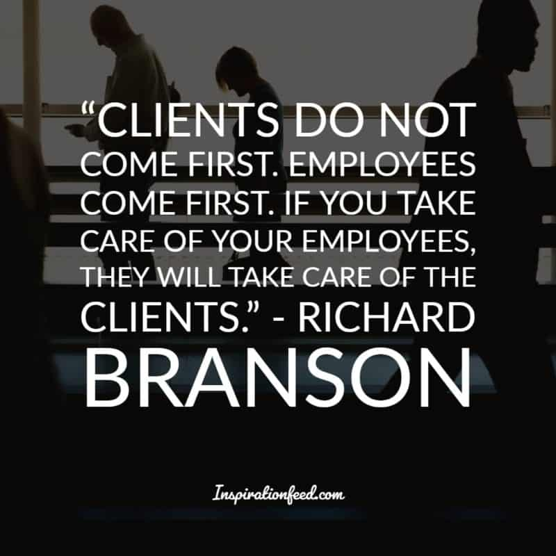 20 Inspirational Richard Branson Quotes On Business Life