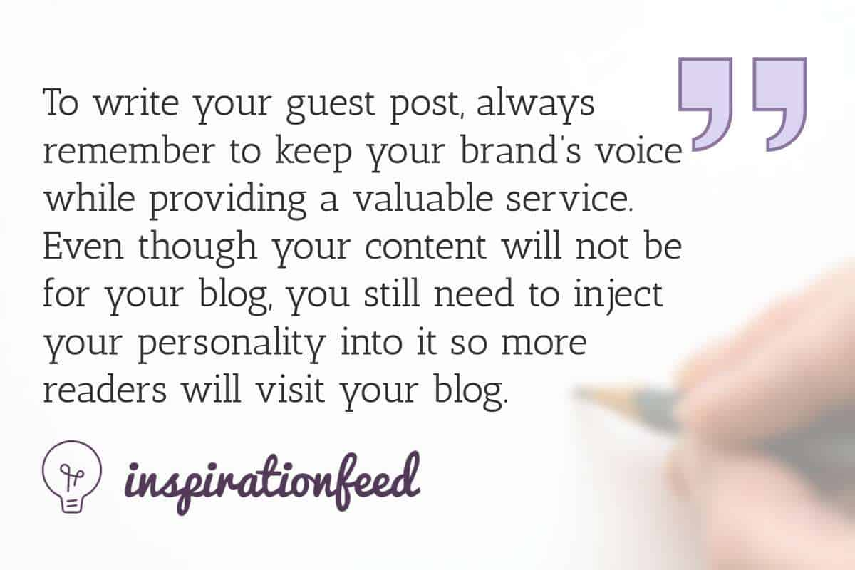 guest post quote