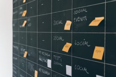 Digital Marketing Schedule for Small Business