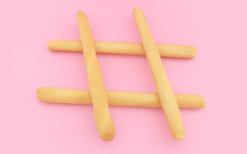 french fries hashtag