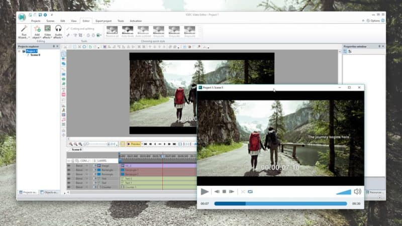 GoPro video editor exampl