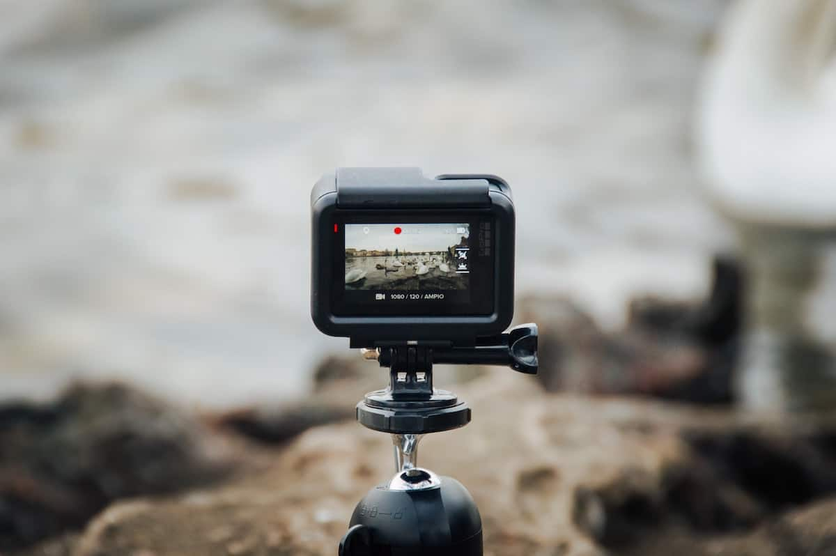 Go Pro Video Recording