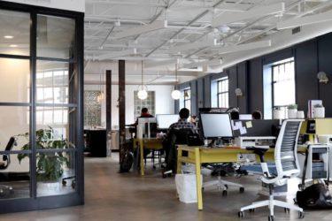 Modern Startup Office