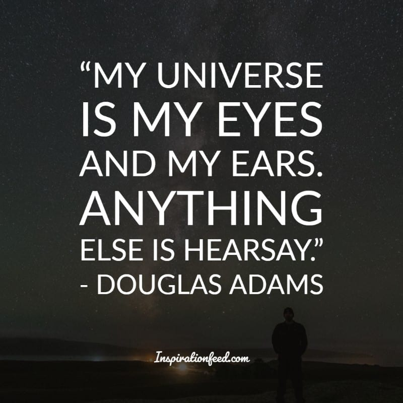 Douglas Adams Quotes